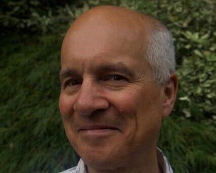 Photograph of Rob Baylis