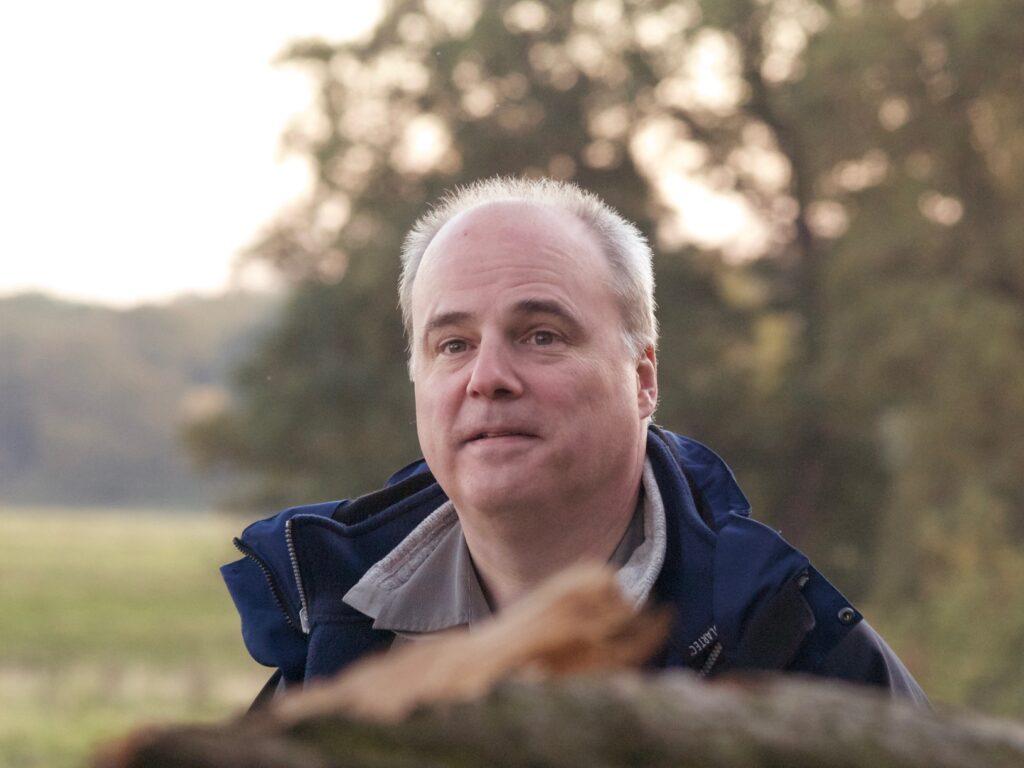 Portrait of Phil Baylis